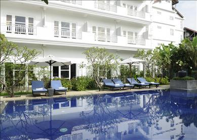 The Frangipani Villa Hotel Siam Reap