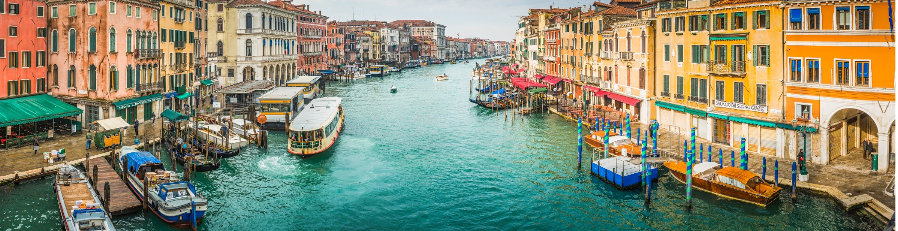 15 nights escape to Italy