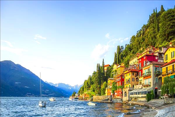 7 Nights In Lake Como And Milan