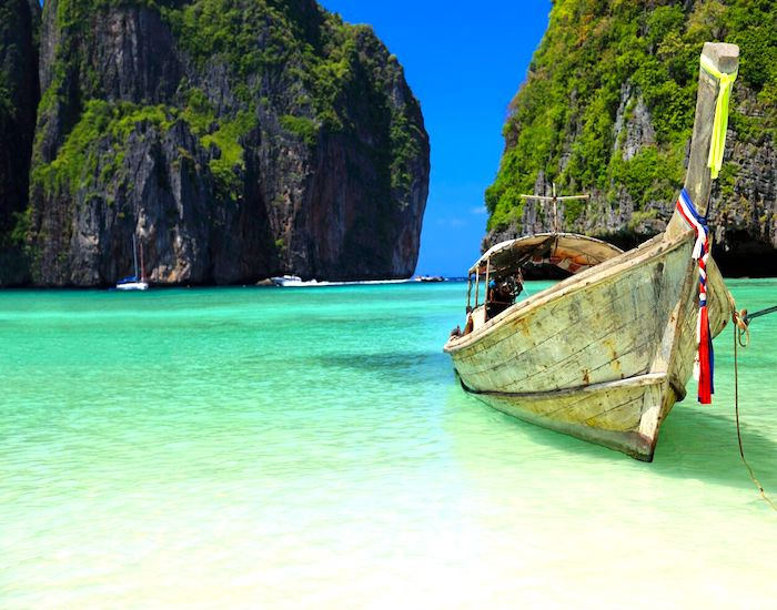Thai Island Hopping